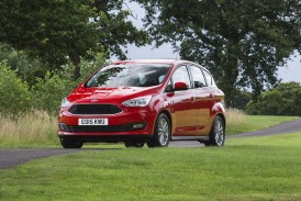 Ford C-MAX Road Test