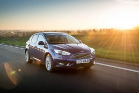 Ford Focus Road Test
