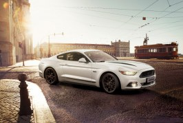 FORD REVEALS TWO SPECIAL EDITION MUSTANGS
