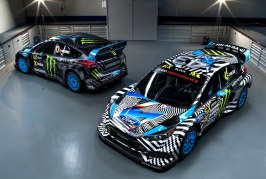 FORD FOCUS RS RX DEVELOPMENT VIDEO SERIES